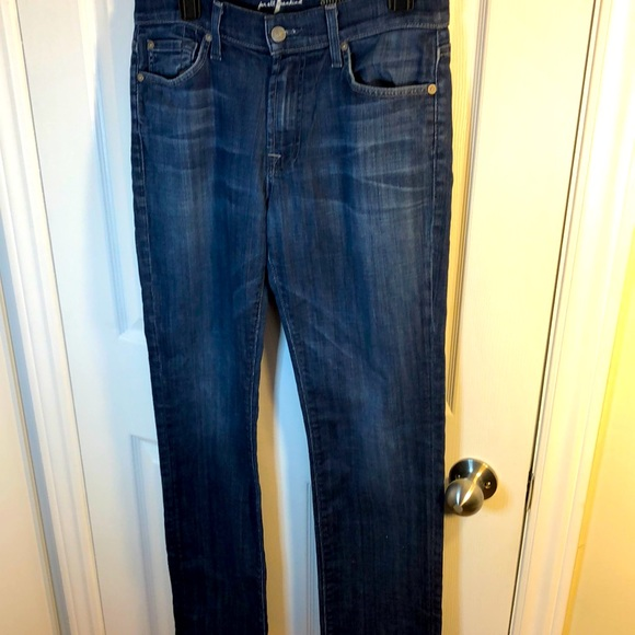 31 7 for all mankind slimmy jeans
